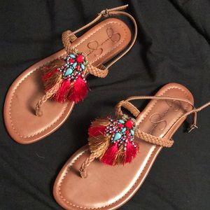 NWOT Jessica Simpson Sandals